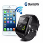 Reloj Pulsera Smart Watch U8 Bluetooth Smartwatch S/caja