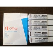Office 2013 Hogar Y Empresas 32/64 Bit Español Box Nuevas.