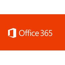 Office 365 Profesional 32 - 64 Bits Windows Y Mac