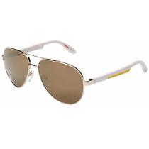 Lentes Carrera Sol Sunglasses Blancos Modelo: Ca50