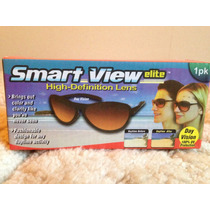 Lentes Sol Anteojos Smart View Elite