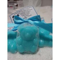 Jabon Artesanal Para Baby Showwer - Cumpleaños Osito