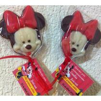 Chooclates Minnie Y Mickey Para Cumpleaños