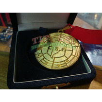 Replica Licenciada Medalla Copa Libertadores 1991 Tifossi