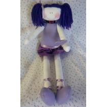 Muñeca De Trapo 50 Cm.