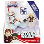 Playskool Heroes - Galactic Heroes - Han Solo & Tauntaun
