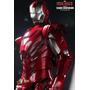 Iron Man 3 - Mark 33 Silver Centurion
