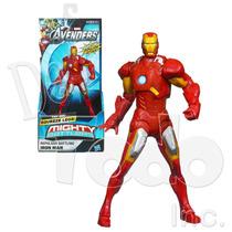 Iron Man - Repulsor - Mighty Battlers - The Avengers Marvel