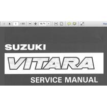 Manual De Servicio Técnico Suzuki Vitara 1988-1998