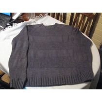 Sweaters Timberland Talla L Color Plomo Impecable