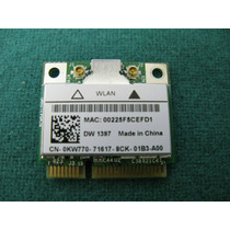 Tarjeta Inalámbrica Dell 1397 (broadcom Bcm94312hmg)