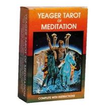 Tarot De Meditación Tarot Yeager Of Meditation