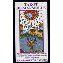 Cartas De Tarot Marsella De Jodorowsky & Camoin