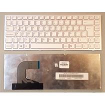 Teclado Notebook Sony Vaio Vpcs Vpc-s Vpcs110fl 9z.n3vsq.61e