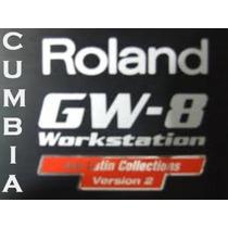 Ritmos De Cumbias Para Roland Gw8