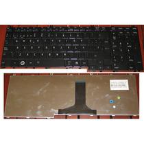 Teclado Toshiba Satellite A500 A505 L350 L500 L505 P200 X205