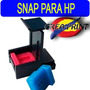 Clip Snap Herramienta De Recarga Destapador Cartuchos Hp