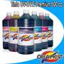 Tinta 500ml Creaprint Uv-dye Premiun Hp/epson/canon/brother