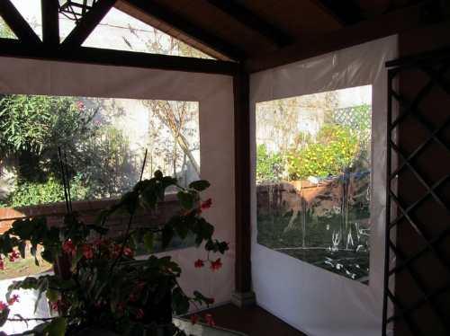 Toldos cierres panoramicos para terrazas tela pvc la - Toldos para terrazas precios ...