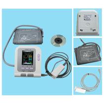 Monitor Presión Arterial Con Sensor De Oxigeno Contec 08 A