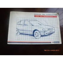 Manual Del Propietario Nissan Serie Del Modelo B13