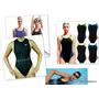 Traje De Baño Deportivo Para Nadadoras Tl