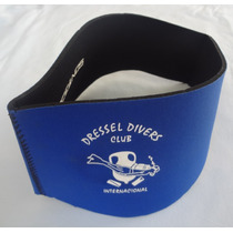 Cintillo Buceo, Dressel Divers Club, Talla M, Nuevo