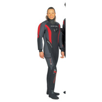 Drysuit Traje Buceo Seco Mujer