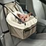 Bolso Canasto De Mascotas Para Vehiculos Perros Pequeño