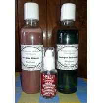 Kit Keratina Alisante 250 Ml