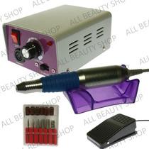 Torno O Drill Pro Para Uñas Acrilicas, Manicure Y Pedicure