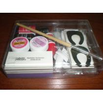 Kit De Uñas Acrilicas Completísimo Importado Usa $29.900