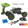Camioneta - Rock Crawlers 4*4 Rc 2.4g 4ch Juguete Impecable