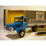 Corgi Major Camión Berlier Container N°1107, Años 1970´s