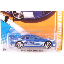 Hot Wheels # 04/50 - Ford Falcon Racer Car - 1/64 - V5292