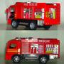 Camion Bombero 1:43 De 12 Cm. Nuevo S/caja Unidad Rescate Ok