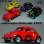Volkswagen Beetle 1967,12,5 Cm. Metal Marca Kinsmart Nuevos