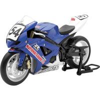 Moto Gp National Suzuki Gsx-r1000 Superbike 1:12 Metal/plast
