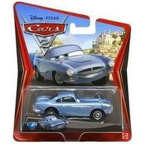 Disney Pixar Cars, Finn Mcmissile