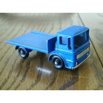 Matchbox Lesney # 60 Truck With Site Office 1966 Sin Casa