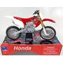 Moto Honda Crf250 / Newray 1:12 Scale Models