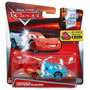 Disney Pixar Cars, Rayo Mcqueen Transformandose