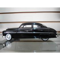 Auto Escala 1/24 Mercury Coupe 1949 Marca Motormax