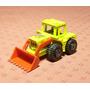Matchbox 1977: Tractor Shovel ( Cargador Frontal )