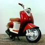 Motoneta Scooter Yamaha Vino 1.18 De 10 Cm. Nueva De Paquete