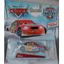 Disney Pixar Cars Modelo Vitaly Petrov Ice Racers