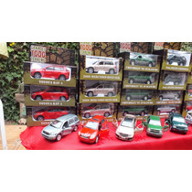 Coleccion Camioneta Todoterreno Escala 1:39 Welly Miniatura