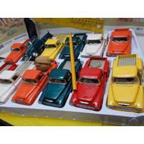 Chevrolet Pick Up Step Side 1956 Metalica 1/32