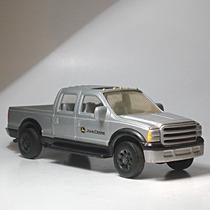 Ford Pickup John Deere Marca Ertl 1:32 De 20,5 Cm. Largo.