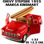 Camioneta Chevy 1955 Stepside C/tabla Surf Nueva S/caja.